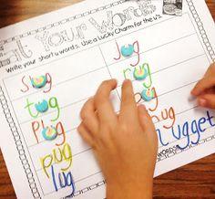 First Grade Wow: daily 5