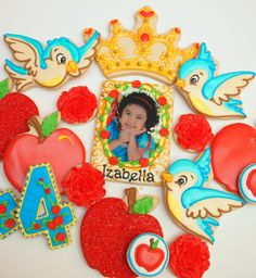 Snow White party for Izabella | Flickr: Intercambio de fotos