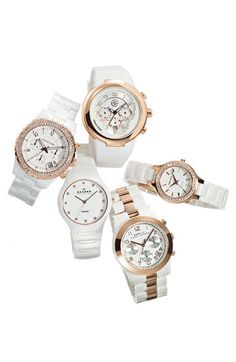 Rose Gold and White | Nordstrom