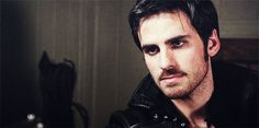 """First off, he is just drop dead sexy. 
