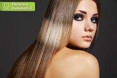 Splashlights hair trend