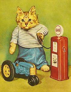 vintage illustration