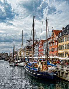 awellchangedwoman:  Nyhavn Copenhagen Denmark