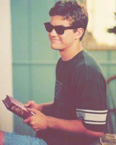Pacey Witter -Dawson's Creek Still think Joshua Jackson is so hot! Love him!