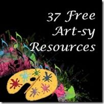 Free Educational Resource: 37 FREE Online Art and Music Resources    Visit Homeschooling Hearts and Minds for a list of 37 FREE Online Art and Music Resources for your homeschool.  You'll find resources for art and music appreciation, artist and composer studies, art and music instruction, and more!