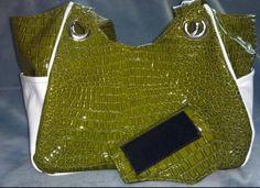 New-style-Concealed-Carry-purse-Guardian-Bags-Green-gun-pistol-handbag-CCW
