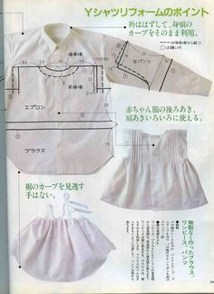 I love this kind of stuff and have been doing it since the 70s. I had a lovely collection of my great aunt's clothing from the 20s-50s. Unique fabrics, vintage design, quality construction. Best sewing education ever -- deconstruct quality clothing.