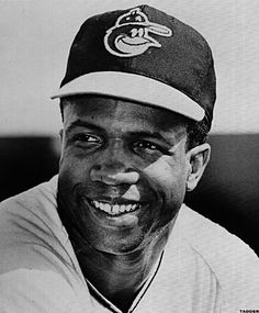 Frank Robinson: Most Valuable Player in the 1966 World Series and the only Oriole to be a triple crown winner: lives in Baltimore