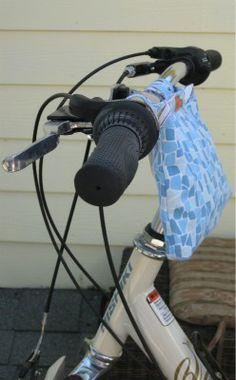 Ready,Set,Go! ~ Ready-to-Roll Bike Pouch « Sew,Mama,Sew! Blog