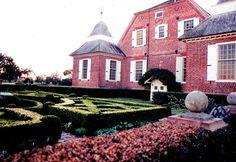 Garden at Mulberry Plantation - Berkeley County, South Carolina