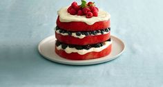 Fake Cake and other healthy recipes