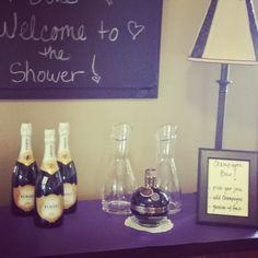 Casa Bower Champagne Bar
