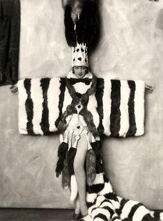Jane Sels Ziegfeld Girl by Alfred Cheney Johnston