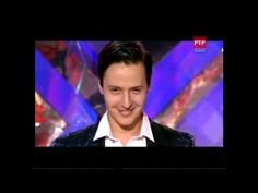 """Vitas singing """"Steam Engine, Wait!"""" (song from """"Operation Y"""") in 2010."""