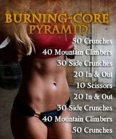 Everyday ab workout!