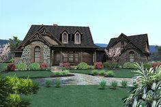 Cottage style houseplan