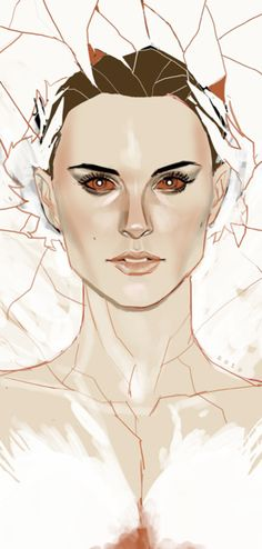 White Swan by Phil Noto