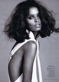 haaaair I wish.....her #hair & #style & #color & #skin