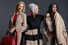 Classic styles for women over a certain age?
