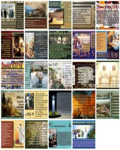 New Testament Scripture Mastery Cards