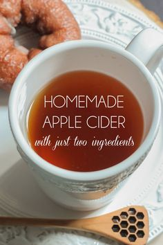 Hot Apple Cider Recipe With Just Two Ingredients