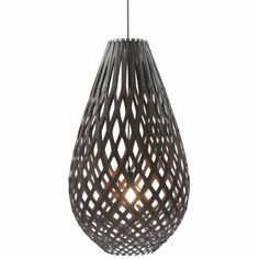 Koura Pendant by David Trubridge Design at Lumens.com