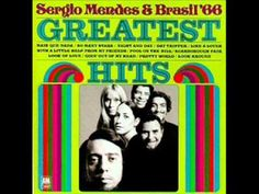 SERGIO MENDES & BRASIL '66  - THE LOOK OF LOVE