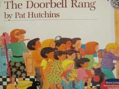 The Doorbell Rang: Great book for modeling equal shares, fractions of a set, or division