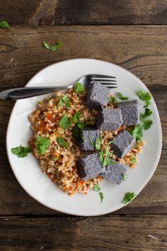 Naturally Ella | Black Bean Tofu