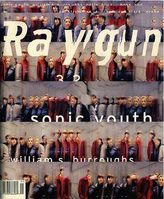 RAYGUN, ISSUE #32, COVER by caspar_v, via Flickr