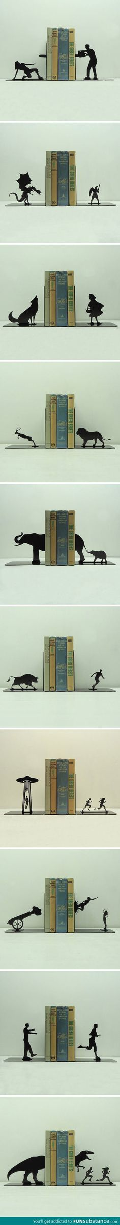 Some Creative Bookends