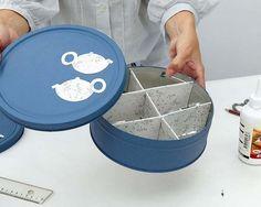 Easy Project, Tea Bag Storage