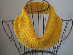 Balls to the Walls Knits: Sunburst Cowl