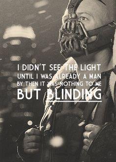#Bane #DarkKnightRises