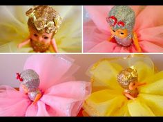 Cupie Dolls - Do it yourself Saturday morning project