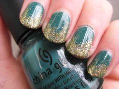 Glitter gradients <3