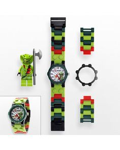 A Lego watch
