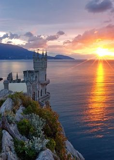 Amazing Castle and View
