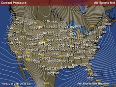 US:  Barometric Pressure