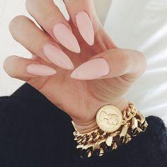 Love stiletto nails