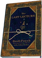 The Last Lecture best nonfiction books, life lesson, children books