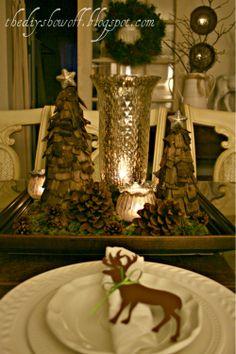 Wood Chip Tree Tutorial   Crafts stalker
