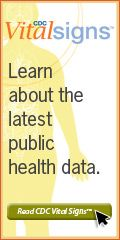 CDC Vital Signs. Learn about the latest public health data. Read CDC Vital Signs (tm)