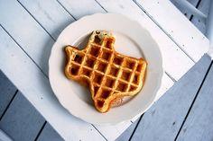 texa waffl, lone star, food, breakfast, waffles, texas, bless texa, texa thing, sweet home