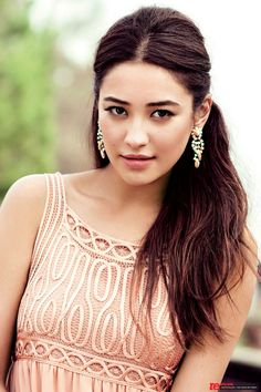 Shay Mitchell - Teen Vouge April 2013
