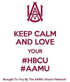 AAMU Alabama A&M University