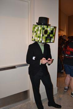 Creeper Minecraft....LOL!
