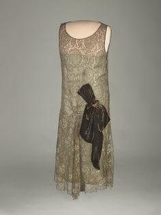 Grace Coolidge's Lace Dress