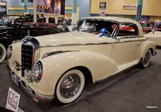1953 Mercedes Benz 300S Coupe