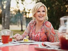 Trisha Yearwood's cooking show. I Love watching her show. Her recipes are simple and fun to make!